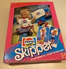 Pepsi Spirit Skipper (#4867) New & Never Removed From Box - Box top has opened
