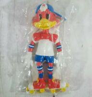 "Original Red Robin Restaurant 6"" Bendy Toy Bendable Figure w/ Skates Sealed"