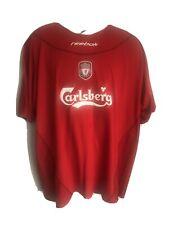 Liverpool FC Reebok 2002-04 Home Jersey Size XL