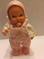 """Galloob Doll 1998 LGTI Walking Walker 6.5"""" Pink Outfit Vintage"""
