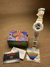 Casio G-Shock Dee & Ricky Signed Collaboration GA110BC-7A With Heart Pin BNIB