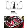 Chrome Trunk Luggage Rack For Honda Goldwing GL1800 GL 1800 2001-2011 Aluminum