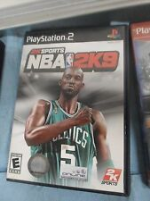 2K Sports NBA 2K9 Game for PlayStation 2 (PS2)