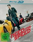 Need for Speed (3D + 2D Blu-ray Steelbook) Brand New & Sealed