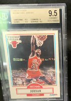 1990-91 Fleer Michael Jordan bgs 9.5