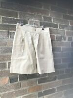 WW2 British Army Khaki Drill shorts - repro - 40 waist