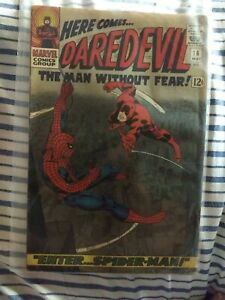 Daredevil #16  year 1966
