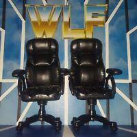 2 x Deluxe Reclining Chair - Accessories for WWE Wrestling Figures - Contract