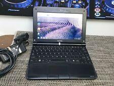 """C1170 Toshiba NB200 - 11l Netbook 10.1"""" Intel Atom 1GB Ram 160 Gb Hdd Webcam Wifi"""