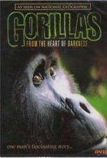 Gorillas - From the Heart of Darkness (DVD) - **DISC ONLY**