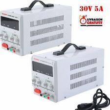 30V 5A Alimentation Laboratoire Bureau Contrôleur Numérique Direct EU plug DC AC