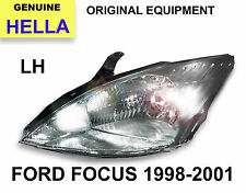 FORD FOCUS MK1 HEADLAMP HEADLIGHT 1999-2001 010-199-031 L/H GENUINE HELLA  O.E