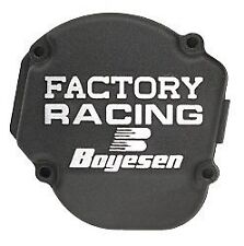 Boyesen Factory Ignition Cover Black SC-10AB For KX100 KX80 KX85 RM100