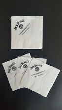 Jack Daniel's original Servietten (50 Stück) in Weiß NEU