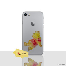 "Fan Art Case/cover Apple iPhone 7 (4.7"") Screen Protector GEL Winnie The Pooh"