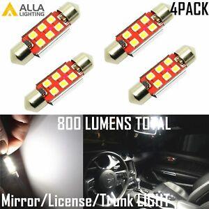 Alla Lighting DE3423 Vanity Mirror/License Plate/Courtesy/Trunk Light Bulb Lamp