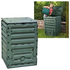 Verdemax Compostiera da Giardino Professionale Litri 300