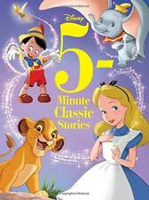 5-minute Disney Classic Stories by Disney Book Group 9781368006767