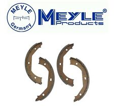 Meyle Brand Parking Brake Shoes Rear BMW E39 E46 E82 E90