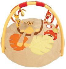 Krabbeldecke Nattou Erlebnisdecke Giraffe Jungel 413350 Spielkissen Spielbogen