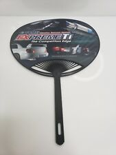 Tomei Engine Specialists Promotional Hand Paddle Fan Japan