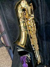 Yamaha YTS-52 tenor saxophone with case!