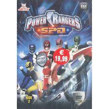 DVD  Power Rangers SPD box.2