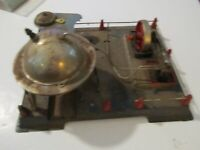 Vintage  Steam Engine for parts or repair by linemar atomic steam engine