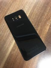 Original Samsung Galaxy S8 Plus G955F Backcover Akkudeckel Cover Schwarz Black