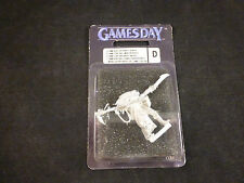 Gamesday 2001 GD01 Limited Edition Metal Tau Kroot Shaper Sealed Blister Pack