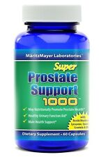 Prostate Support 1000 Promotes Prostate Health Improve Urinary Functions 60 Caps