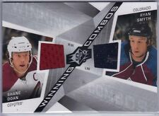 SHANE DOAN / RYAN SMYTH PHOENIX COLORADO 2008-09 SPx WINNING COMBOS #WC-SD