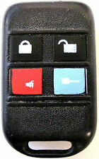 Keyless remote entry Code Alarm GOH-FOUR replacement transmitter keyfob beeper