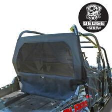 Deuce USA Polaris RZR 4 800/900xp (2014-2010)  Dust Stopper Rear Screen Window