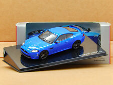 1/43 Jaguar XKR-S French Racing Blue IXO Dealer Edition Diecast Model 50JDCAXKRS