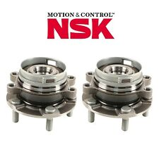 Pair Set of 2 Front Wheel Bearing & Hub Assy OEM 402024GE0A for Infiniti AWD
