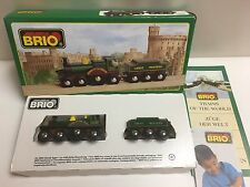 Beautiful Brio 33430 Lord Of Isles From Trains Of The World Series Wooden Thomas