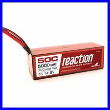 Dynamite Reaction 14.8v 5000mah 4S 50C Hardcase Lipo Battery Deans T Connector
