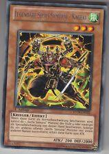 YU-GI-OH Legendäre Sechs Samurai Kageki Rare STOR-DE022