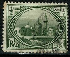 Stamps Iraq 1923 1/2 anna used
