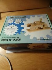 ** Timberkits Rower Automation - Timber Wooden Construction Kit **