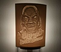 Creature from the Black Lagoon (1954) Lithophane Night Light