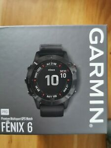 Multisportuhr Garmin Fenix 6 Pro über zwei Jahre Garantie