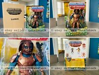 NEW Masters of the Universe Movie Classics Saurod MOTU He-Man Stout Collection
