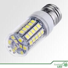 Bombilla Mazorca LED E27 59 SMD 5050 360º Blanco Cálido 110V - 220V - Consumo 9W