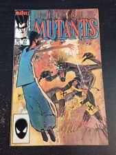 The New Mutants#27 Incredible Condition 8.0(1985) 2nd Legion App,Sienkiewicz Art