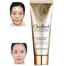 Cledbel Face Lift Program Gold Collagen Lifting Mask 70ml, no box