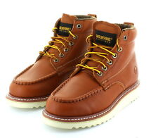 Wolverine 1883 Apprentice UNISEX Leder Schuhe Boots Honey Miel Gr. 36