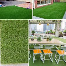 10'x8' Artificial Grass Turf Floor Mat Synthetic Landscape Lawn Garden Carpet