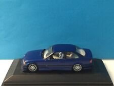 MINICHAMPS 1:43 BMW M3 E30 Coupé Blue Model Nr.430 022305